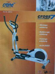 Crosstrainer CRANE Sport - neuwertig