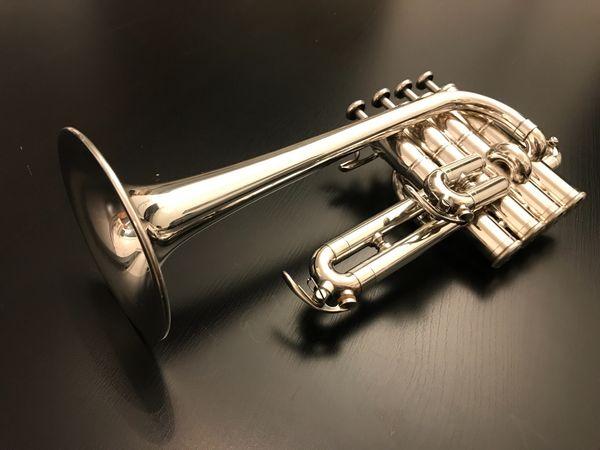Yamaha Custom Piccolo Trompete YTR