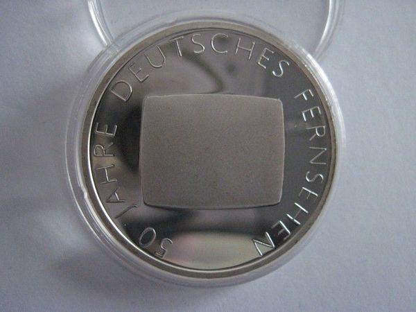 10 Euro Münze PP 2002