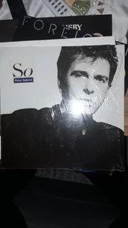 LP Peter Gabriel So