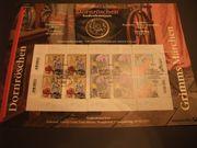 10 Euro Dornröschen mit Numisblatt