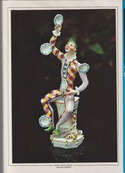 Meissener Porzellanfigur Der Jongleur 1