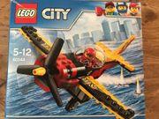 Lego City 60144 rennflugzeug