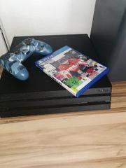 PS4 Pro 1 TB und
