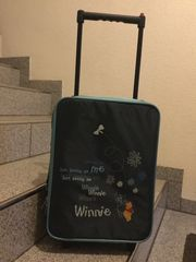 Kinderkoffer Trolley Winnie the Puuh