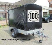 PKW ALU Anhänger 1200 kg