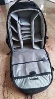Rucksack für Fotokamera-Ausrüstung