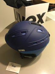 Skihelm Uvex p2us - einmal getragen