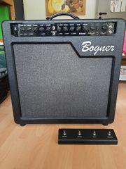 Bogner Alchemist 2x12 Röhrenverstärker Fender-Clean