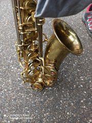 Vintage Saxophon