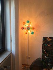 ausgefallene Stehlampe Lampe bubbles