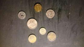 Münzen - Suche Muenzen zu verschenken aller