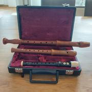 Flöten-Set