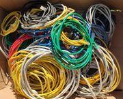 Ethernetkabel 50 Stück gebraucht