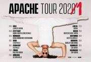 Apache 207 Stuttgart Sitzplatz Ticket