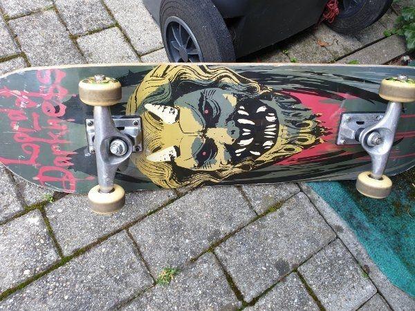Gebrauchtes Skateboard