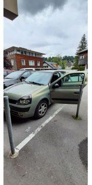 Renaut Clio 2 Frisch vorgeführt