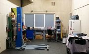 Halle Scheune Werkstatt für Hobbyschrauber