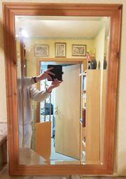 Spiegel mit Facettenschliff - 86 x