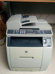 HP Laserjet 2840 Multifunktionsgerät defekt
