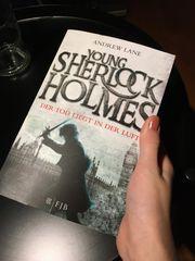 Young Sherlock Holmes Jungendbuch