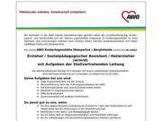 Erzieher Sozialpädagogischer Assistent Heilerzieher w