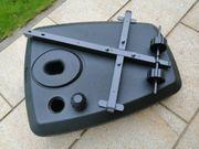 Schirmständer für Ampelschirm Peoria schwarz