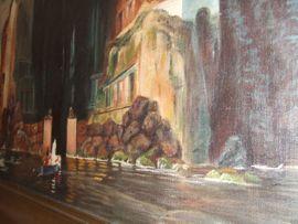 Kopie nach Arnold Böcklin Öl: Kleinanzeigen aus Bad Dürkheim - Rubrik Kunst, Gemälde, Plastik