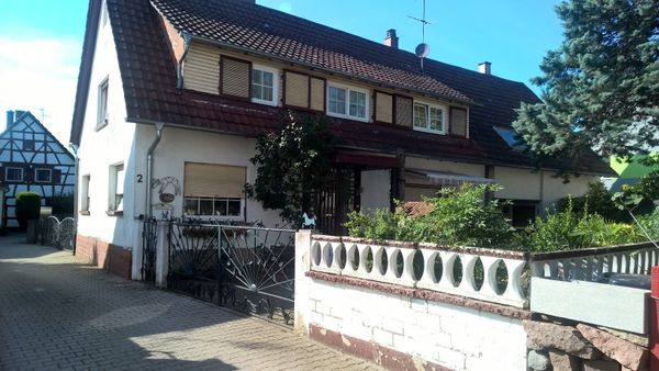 Älteres Familienhaus in Durmersheim mit
