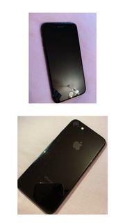Apple Iphone 7 diamantschwarz 128