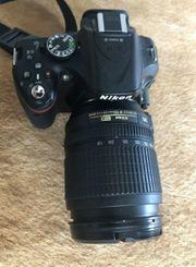 Nikon D5200 Neuwertig