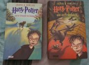 Harry Potter Bücher Beide 10