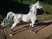 Verkaufe ein Breyer Pferd Saddlebred