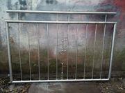 Edelstahl - Fenstergitter - Edelstahlbaum - Weihnachtsbaum