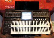 WERSI Vegas gute Digital-Orgel mit