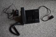 Polycom CX600 IP-Phone - gut erhalten