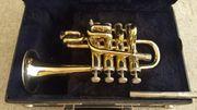 Trompete Piccolo Getzen Eterna