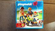 Playmobil Nr 3209 Familienspaziergang m