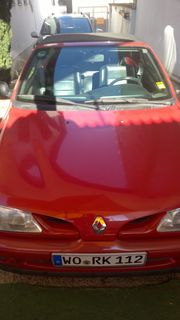 Renault Megan 1 Cabrio