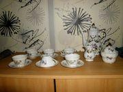 Bareuther Waldsassen Tee Service Veilchen