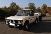 Range Rover Spezial Pick-Up Oldtimer