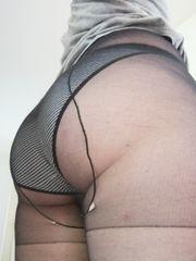 Slip getragen mit Übergabe