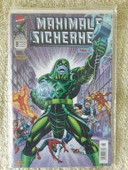 Comic Marvel Extra Nr 8