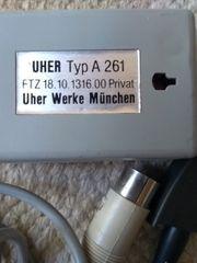 Uher Report Telefonanschaltadapter