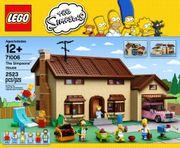 LEGO Simpsons Haus - 71006 - NEU