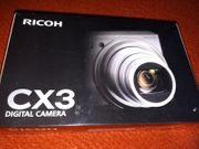 Digital Kamera RICHO CX3