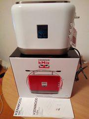 Toaster KENWOOD kMix weiß