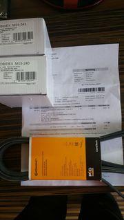 Keilrippenriemensatz Spannrolle Mercedes W202 W210