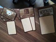 munchkin blanko Karten