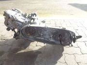 Honda FJS600 Silver Wing Motorblock